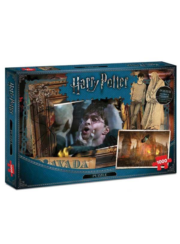 Harry Potter 1000 piece Avada Kadavra Jigsaws