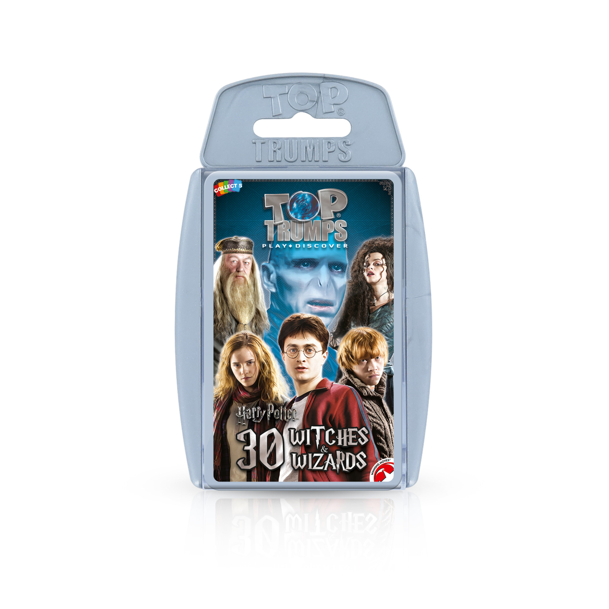 Top Trumps - Harry Potter Top 30 Witches and Wizards