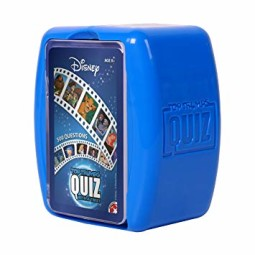Top Trumps Quiz - Disney Classics