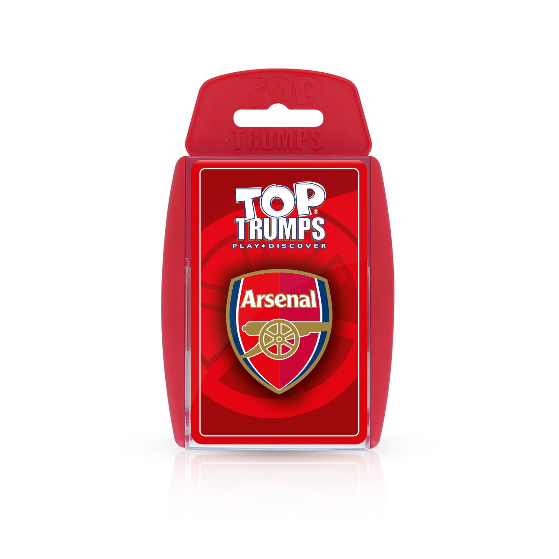 Top Trumps - Arsenal FC 2018/2019