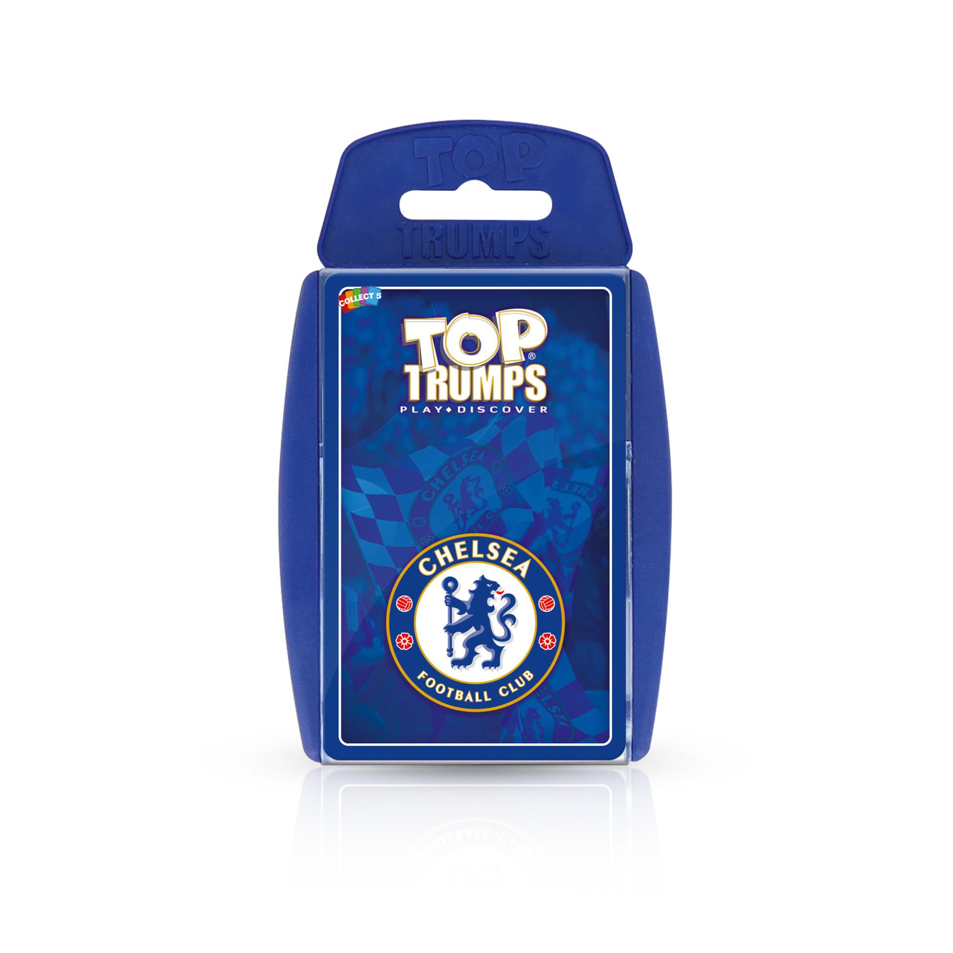 Top Trumps - Chelsea FC 2018/2019