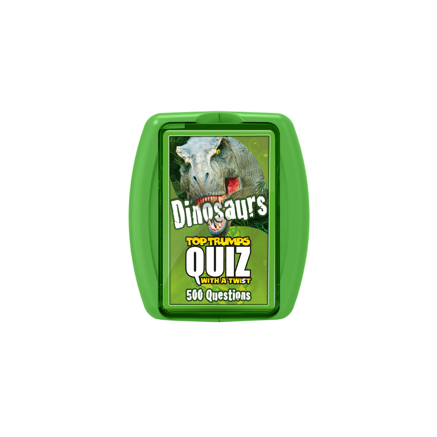 Top Trumps Quiz Dinosaurs