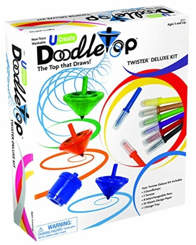 Doodletop Twister Deluxes Set