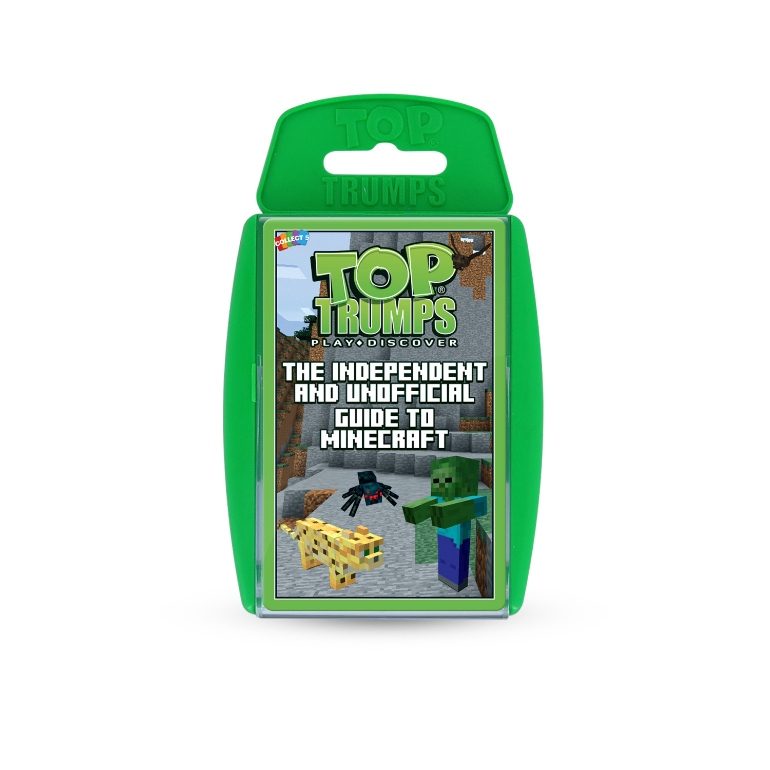 Top Trumps Independent & Unofficial Guide to Minecraft