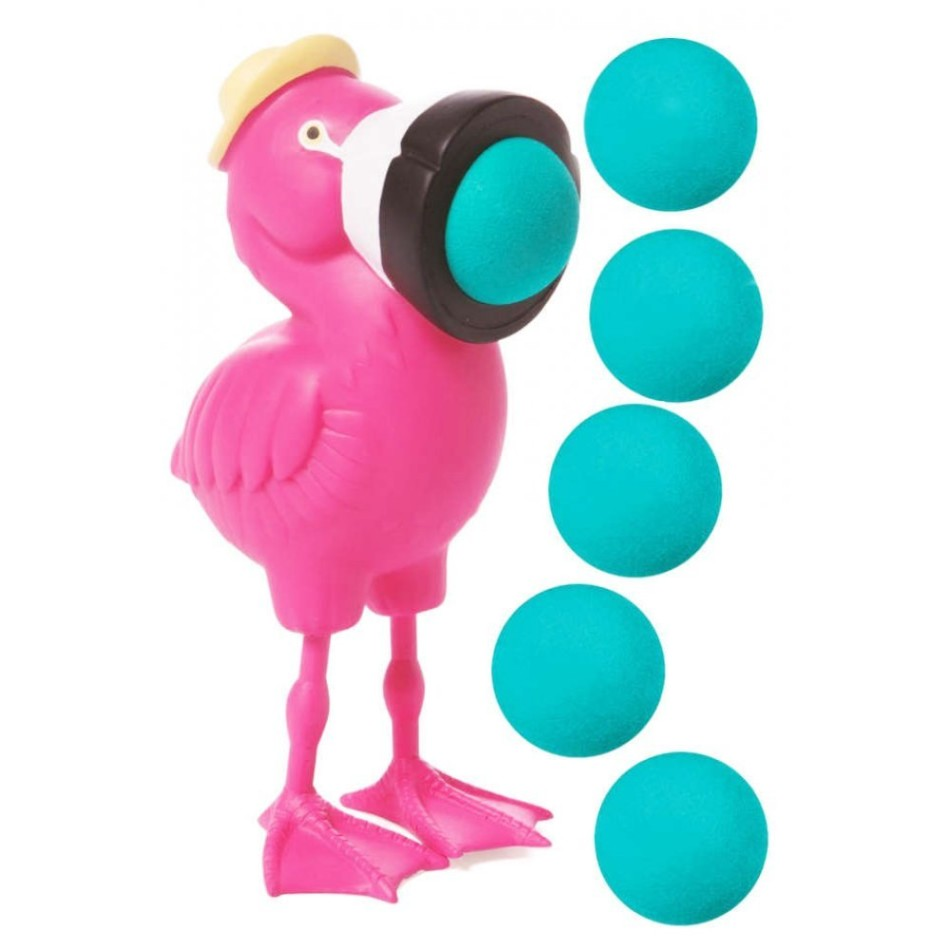 Squeeze Popper - Flamingo
