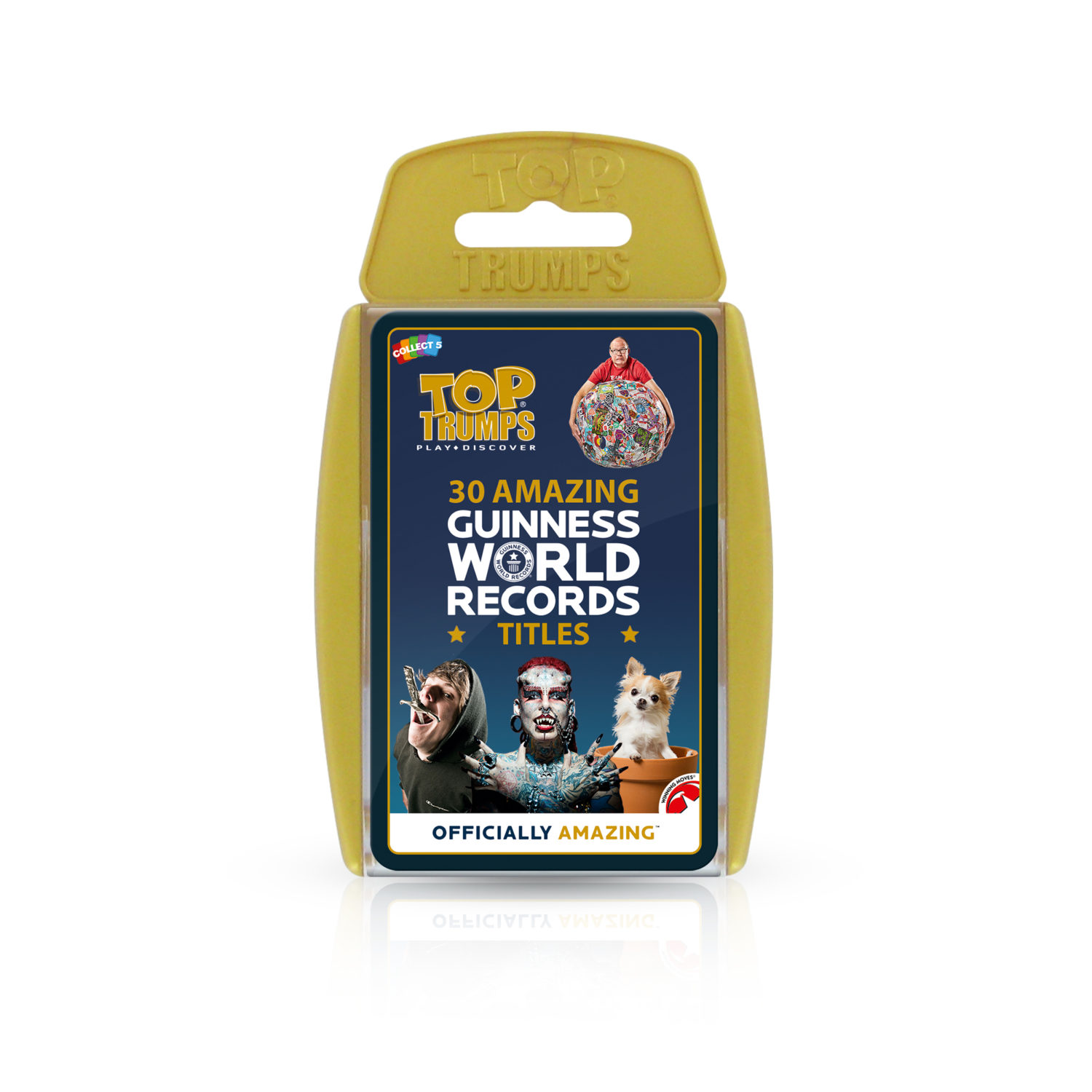 Top Trumps Guiness World of Records