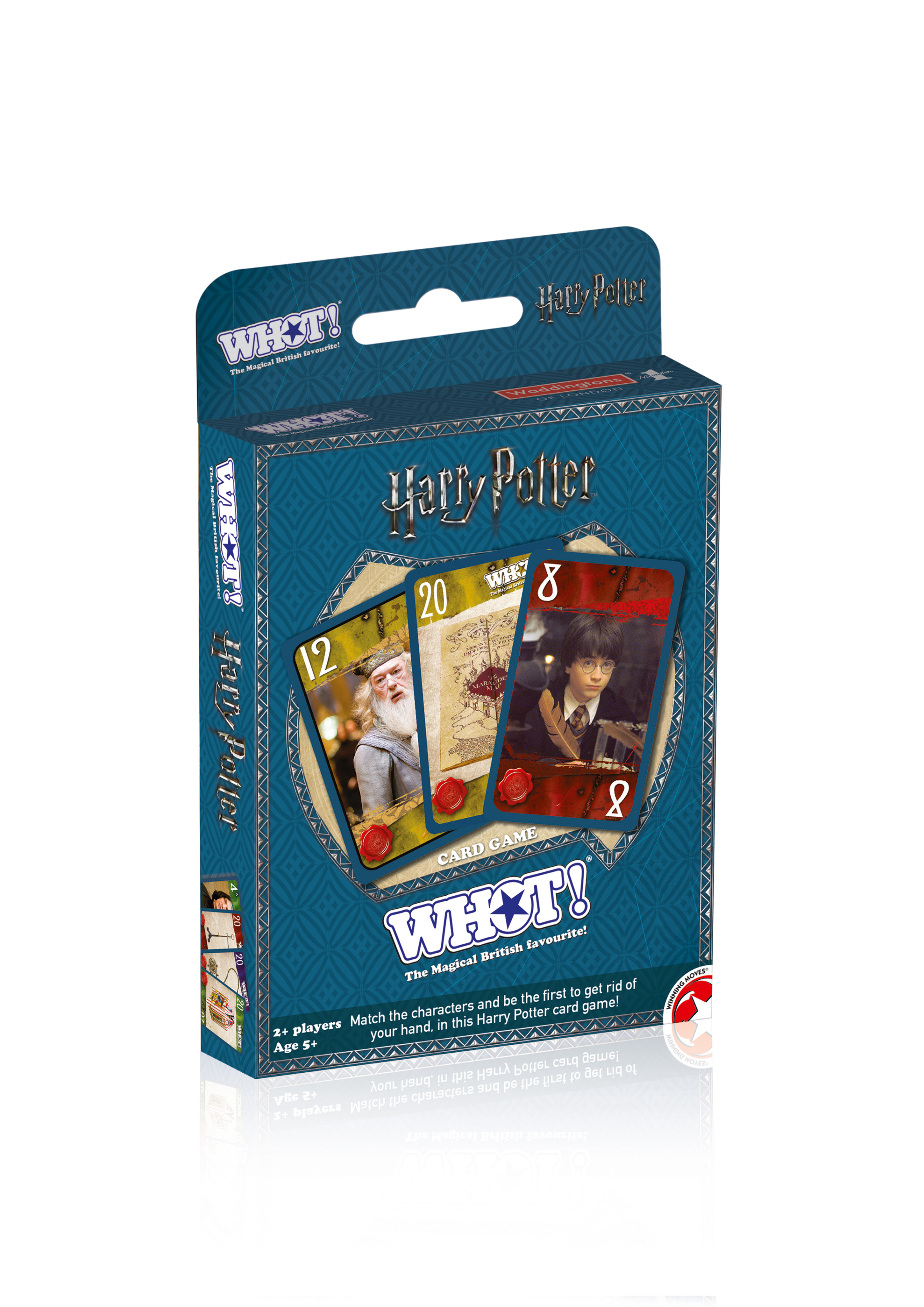 Whot! - Harry Potter
