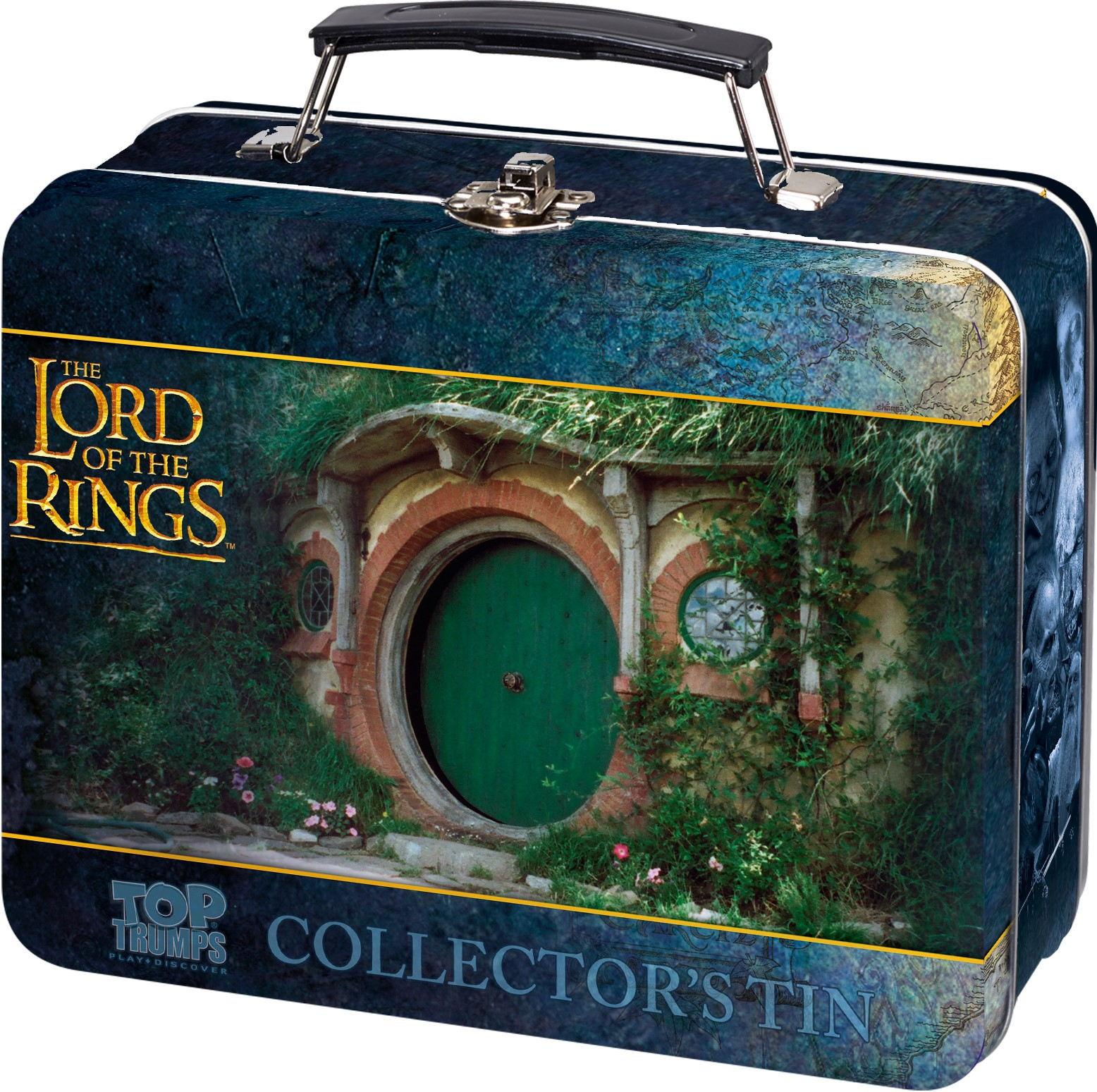 Top Trumps Collectors Tin - Lord of the Rings