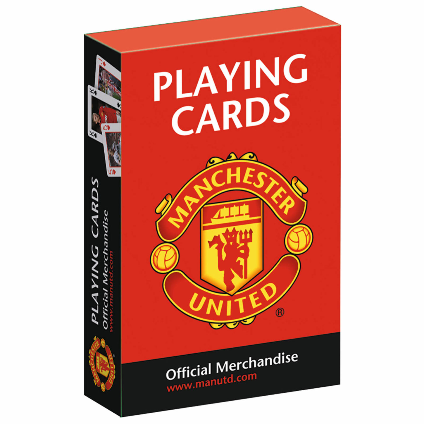 Waddingtons No1 Playing Cards - Manchester United
