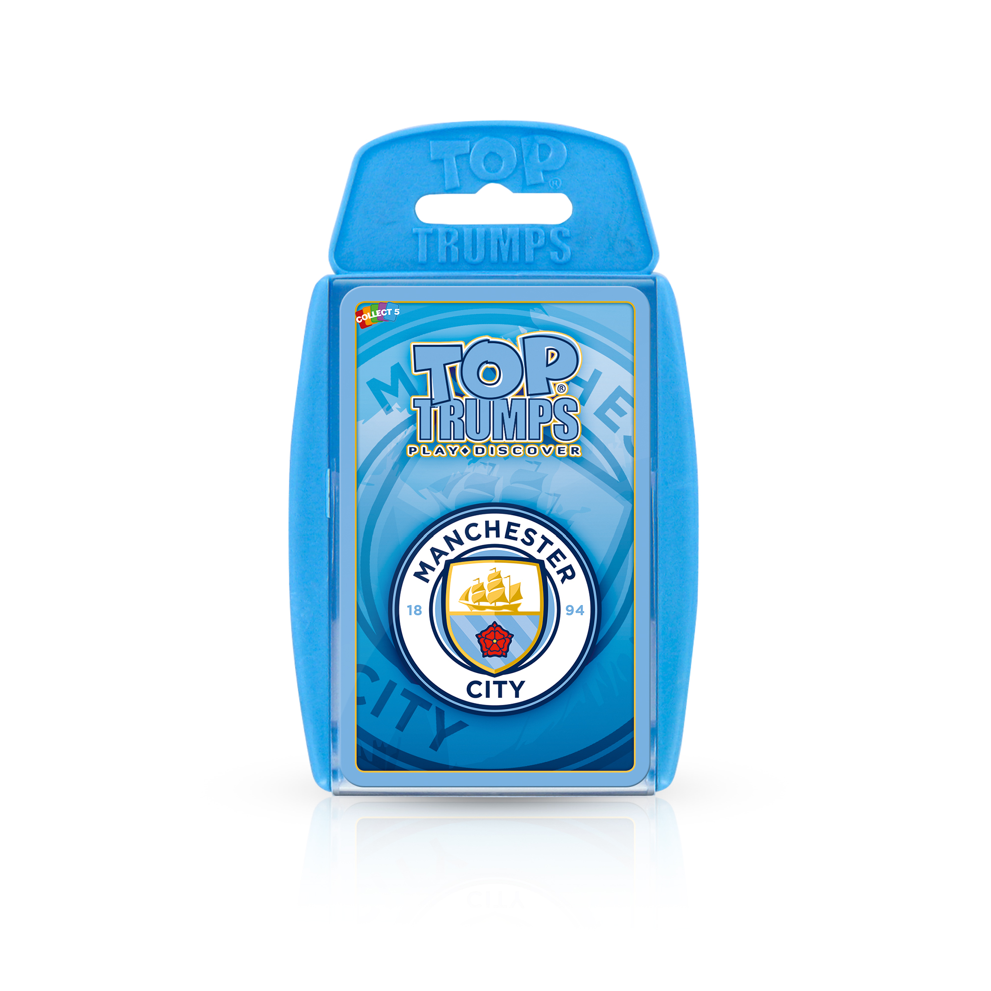 Top Trumps - Manchester City FC 2018/2019
