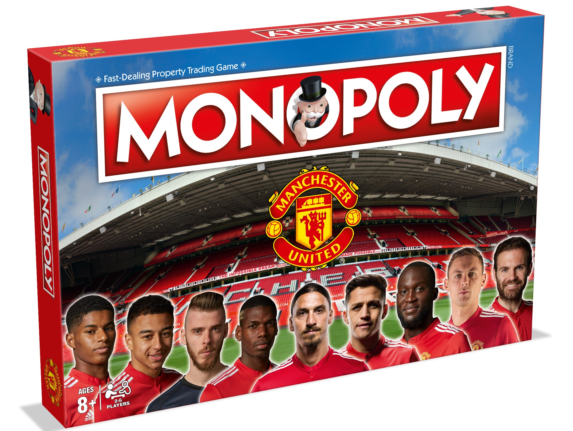 Monopoly - Manchester United 2017/18