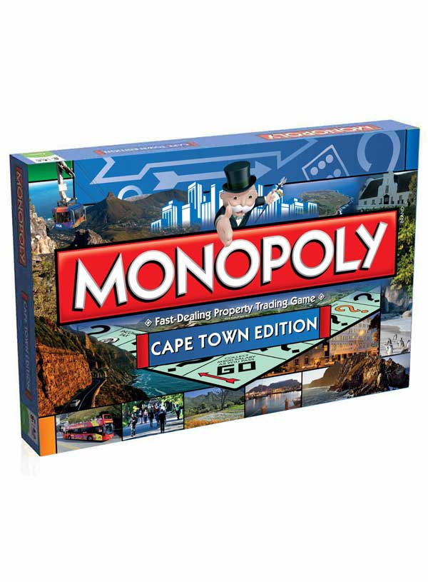 Cape Town Monopoly