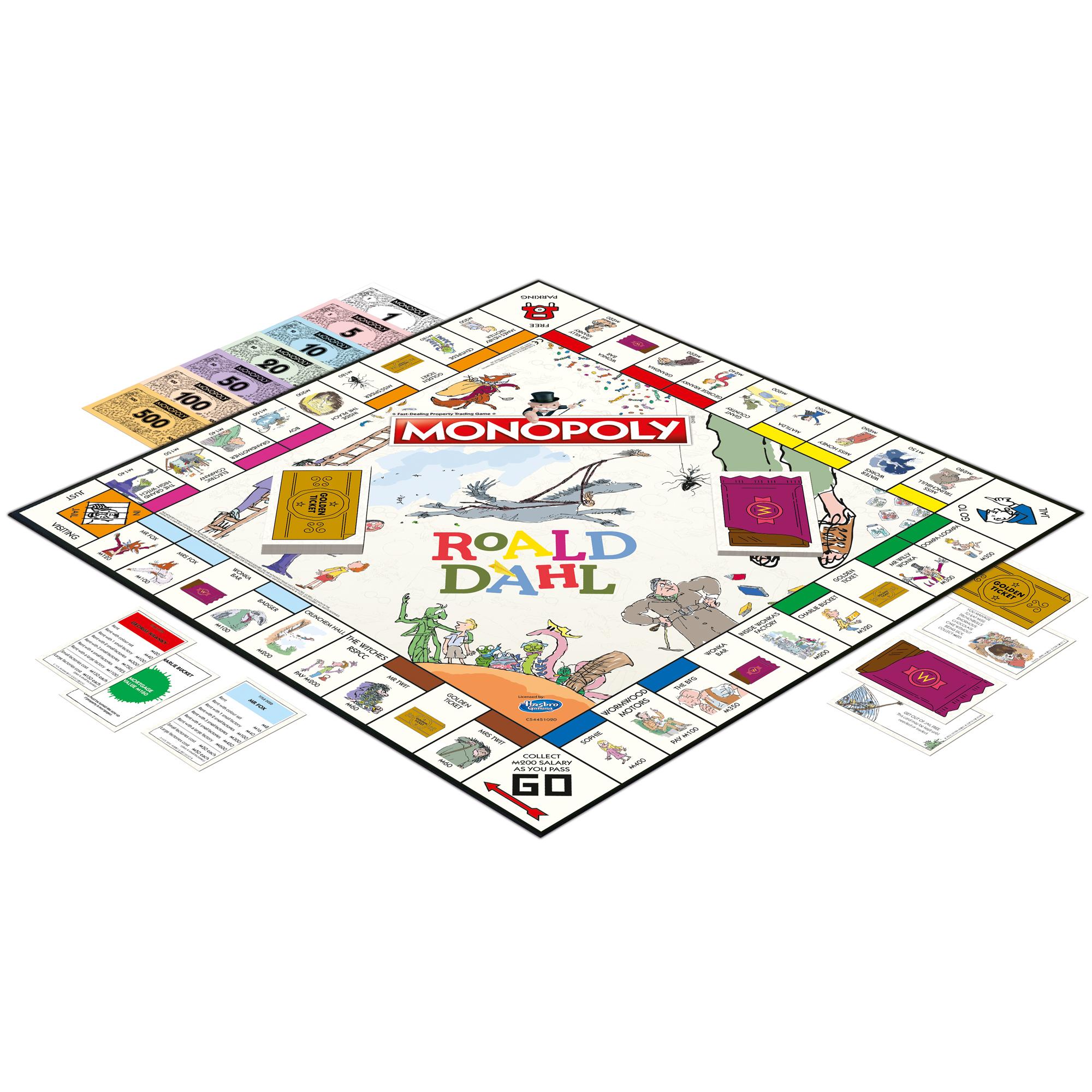 Monopoly - Roald Dahl