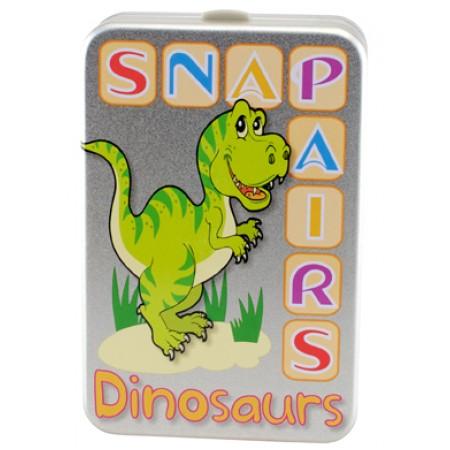 Snap & Pairs - Dinosaurs