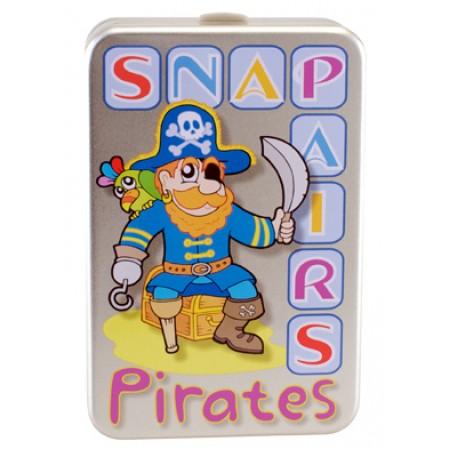 Snap & Pairs - Pirates