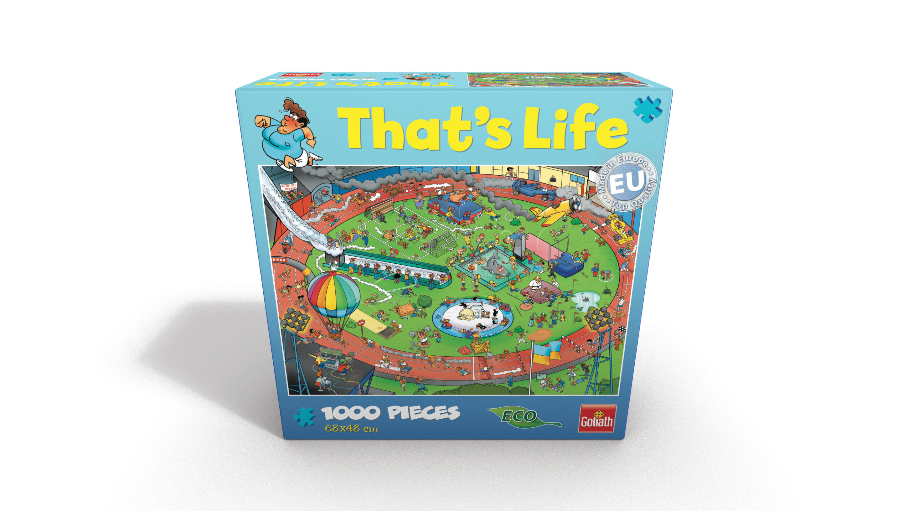 SPORT- THAT'S LIFE PUZZLE