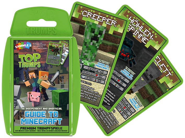 The Unofficial Guide to Minecraft