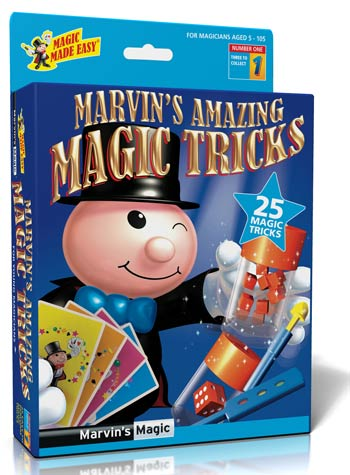 Amazing Magic Tricks 1