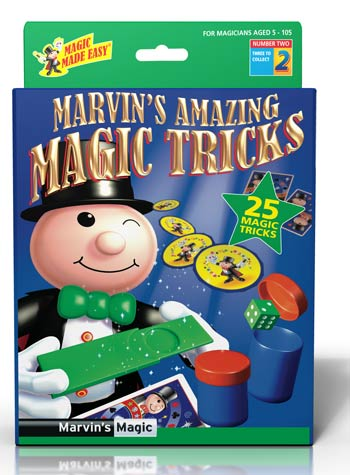 Amazing Magic Tricks Set 2