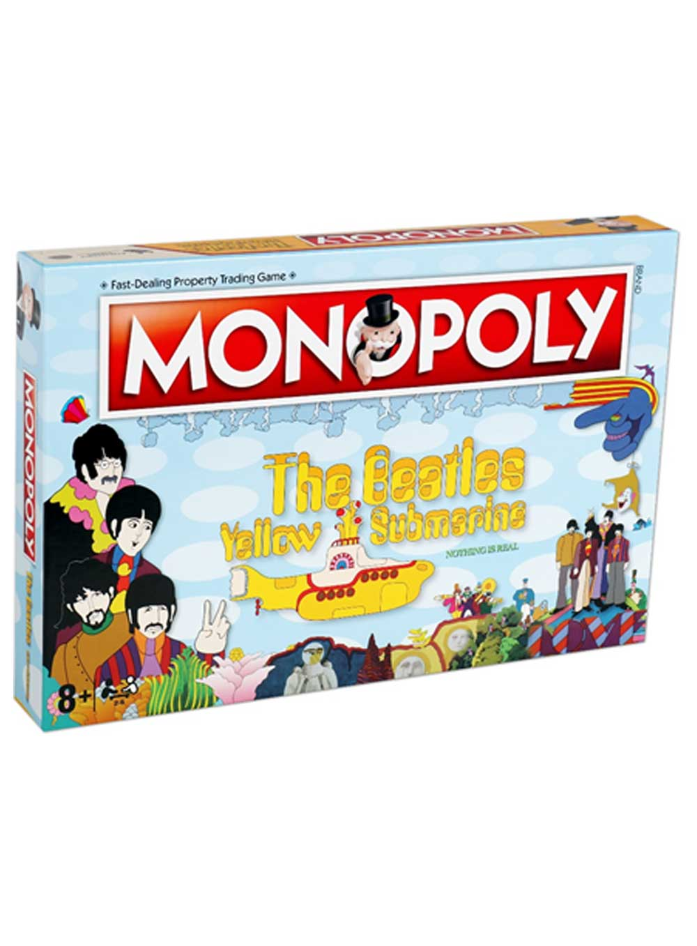 Monopoly - Yellow Submarine