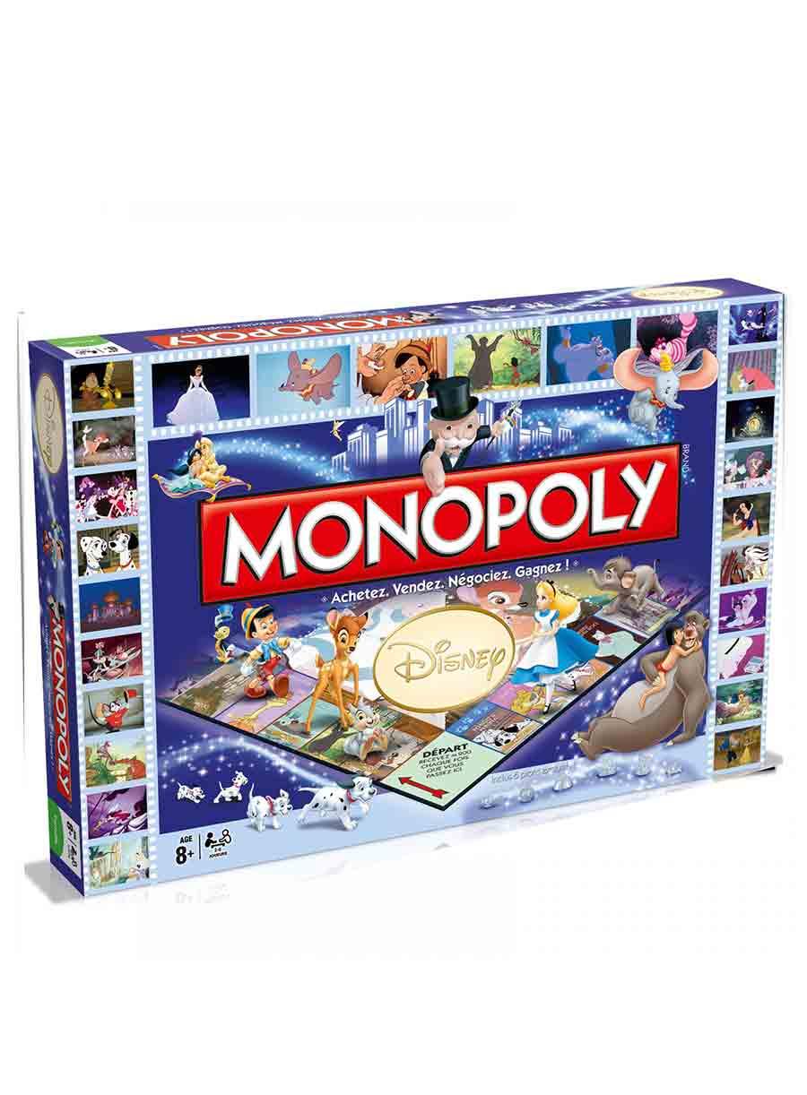 Disney Classics Monopoly