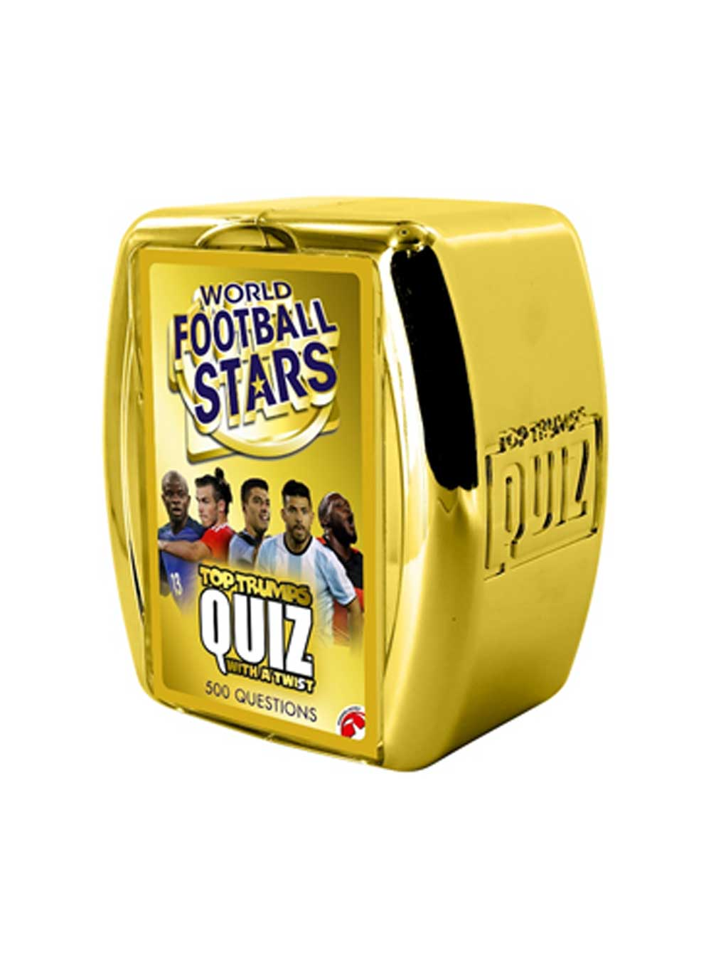 Top Trumps Quiz - World Football Stars