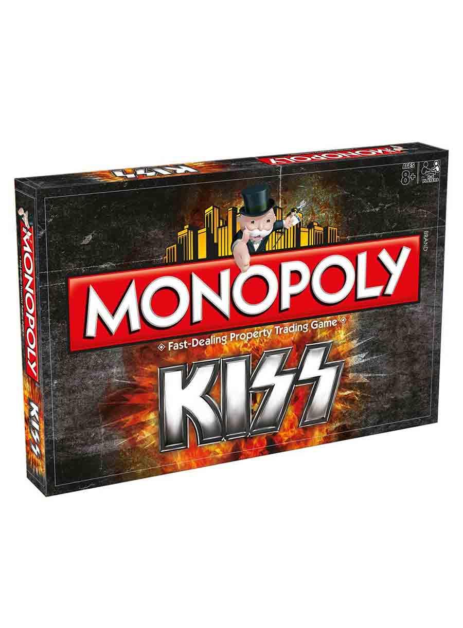 Kiss Monopoly