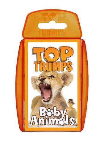 Classic: Baby Animals Top Trumps