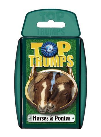 Classic: Horses & Ponies Top Trumps