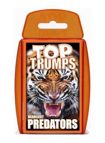 Classic: Predators Top Trumps