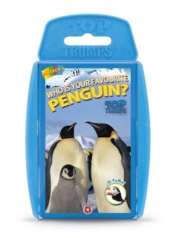 Classic: Penguins Top Trumps