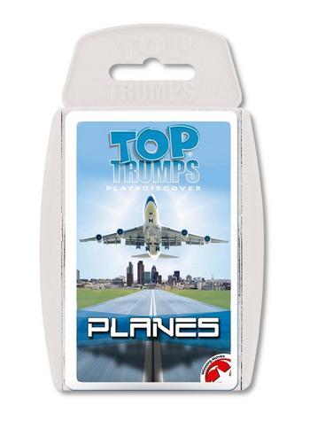 Classic: Planes Top Trumps