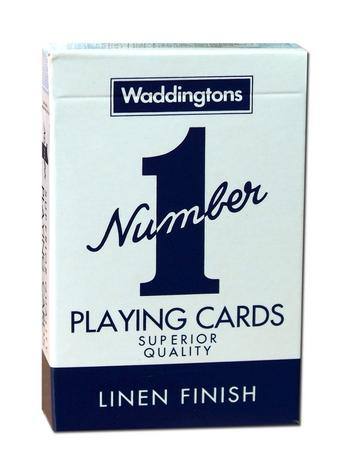 Waddingtons No. 1 Classic Playing Cards