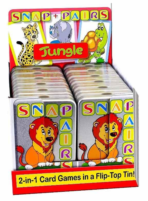 Snap & Pairs - Jungle