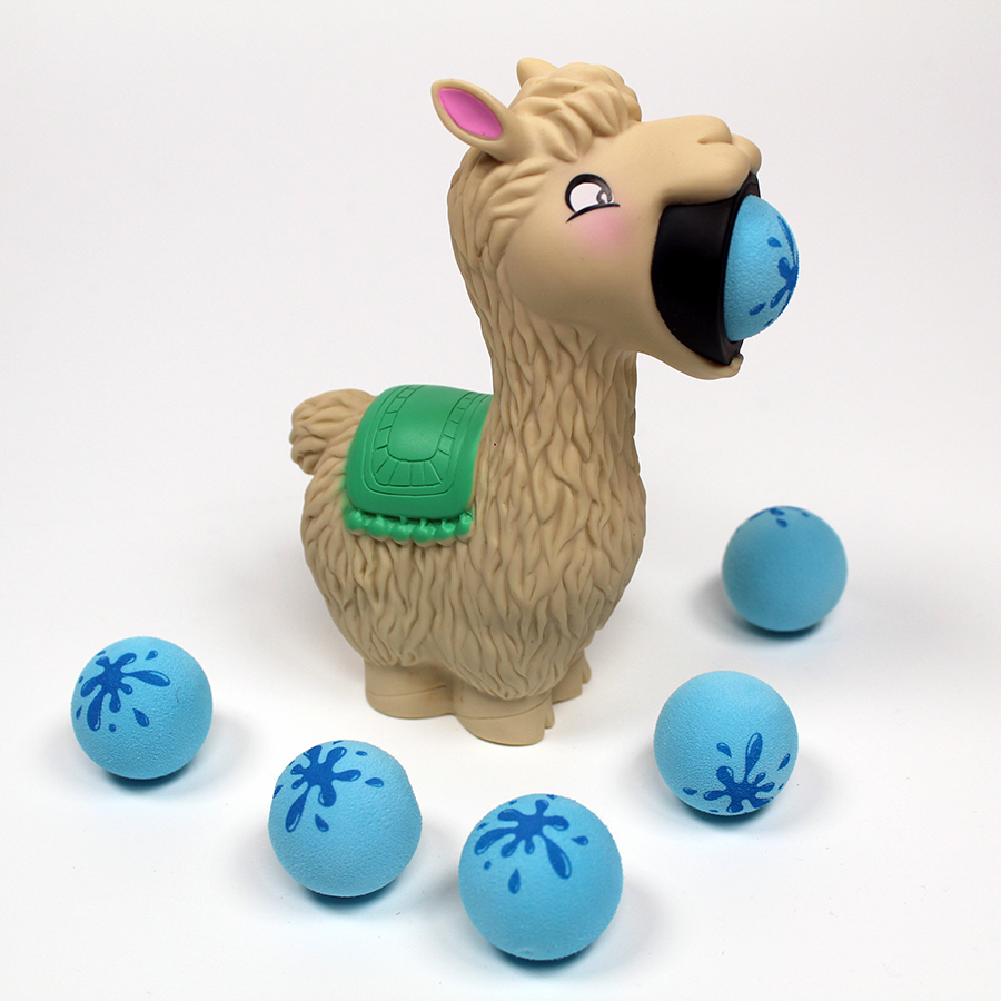 Squeeze Popper - Llama