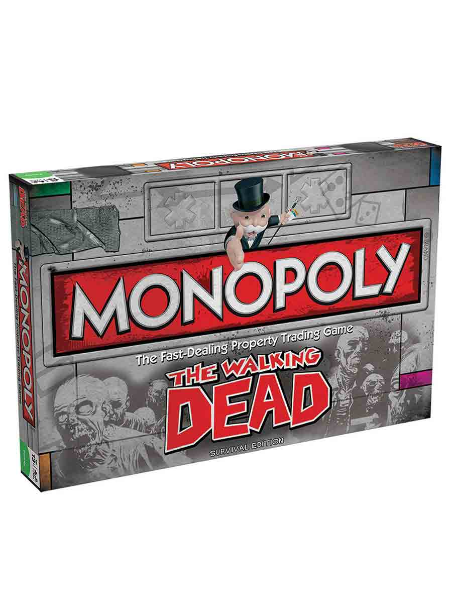 Walking Dead Monopoly